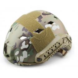 S&T FAST Helmet Multicam