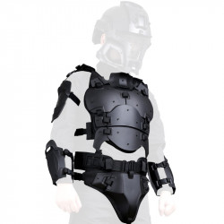 S&T Iron Warrior shield set