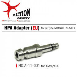 AAC HPA Adaptor for KWA/KSC EU Type