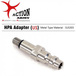 AAC Stainless steel HPA Adaptor for KJ/WE - US