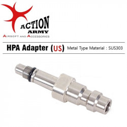 AAC Stainless steel HPA Adaptor for KWA/KSC - US