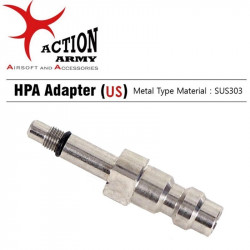 AAC Stainless steel HPA Adaptor for Marui - US