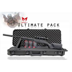 Pack Steyr Scout sniper rifle - Noir