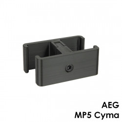 Magazine coupler for MP5 CYMA / Pirate Arms