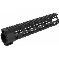 Rail keymod 10 inch noir pour AEG M4