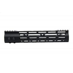 10 inch Mod Lite Skeletonized Free Float Handguard for M4 AEG -