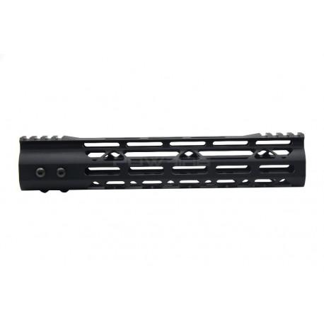Rail Skeleton free float 10 inch pour AEG M4 -