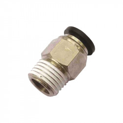 1/8 NPT male adapter for 6mm macroline -