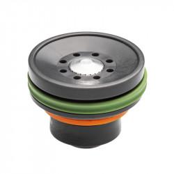 FPS Softair POM piston head for high rof and silence (XPAVP)