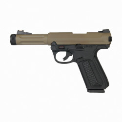 AAC AAP-01 assassin gas GBB Dual tone Black / Tan -