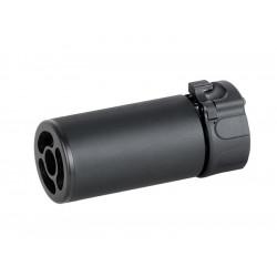 5KU silencieux airsoft 90mm Special Force noir -