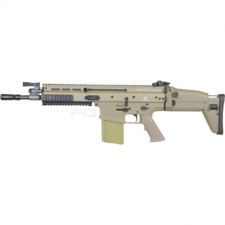 VFC / Cybergun Scar-H MK17 CQC Dark Earth -