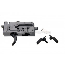 Systema gearbox ambidextre pour Systema PTW M4 version SUPERMAX -