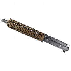 P6 Daniel Defense MK18 upper receiver for PTW M4 (9inch version, DE) -