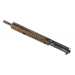 P6 Daniel Defense MK18 upper receiver for PTW M4 (12 inch version, DE)