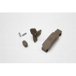 FCC pack d'accessoires style Seekin* pour plateforme PTW (Magpul Dark Earth) - Powair6.com