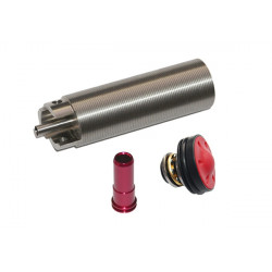 SHS one-piece bore up cylinder set for M4 - Powair6.com