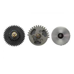 Super Shooter Set d'engrenages CNC 18:1 pour gearbox V2 & V3 -