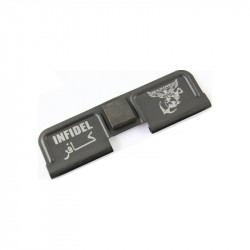 """Powair6 dust cover custom """"INFIDEL"""" pour systema PTW M4"""