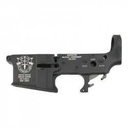 P6 lower receiver DE OPRESSO for systema PTW -