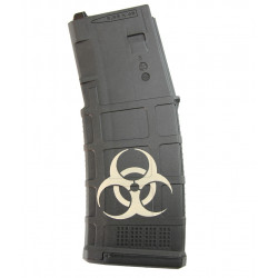 P6 G3 magazine for PTW M4 (custom markings)