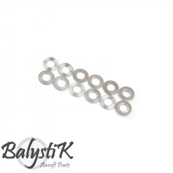 Balystik washer set for PTW motor pinion gear -
