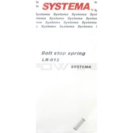 Systema ressort de bolt stop pour Systema PTW M4 - Powair6.com