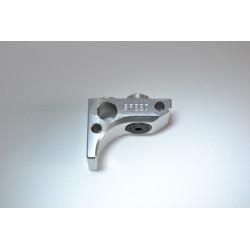 Speed airsoft handstop plat keymod (argent)