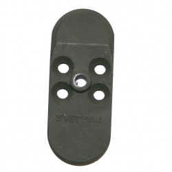 Systema Grip End Plate for PTW -