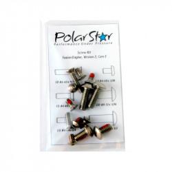 Polarstar set de vis de rechange pour fusion engine V2 Gen3 -