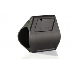 PTS Fortis Low Profile Gas Block for M4 - Black -