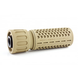 Knight's Armament silencieux 556 QDC / CQB (14mm +) - TAN