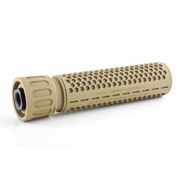 Knight's Armament silencieux 556 QDC (14mm -) - TAN