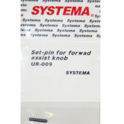 Systema Set-pin for Forward Assist Knob for PTW -