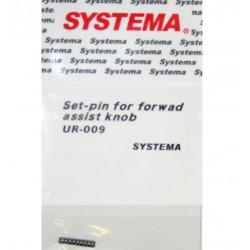 Systema tige pour forward assist knob -