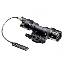 QD M952V Dual-Output Weaponlight Black