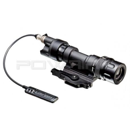 Lampe tactique QD M952V noire