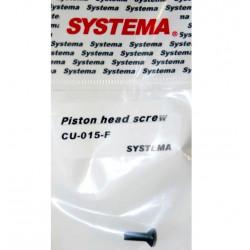 Systema vis de tete de Piston pour M4 PTW -