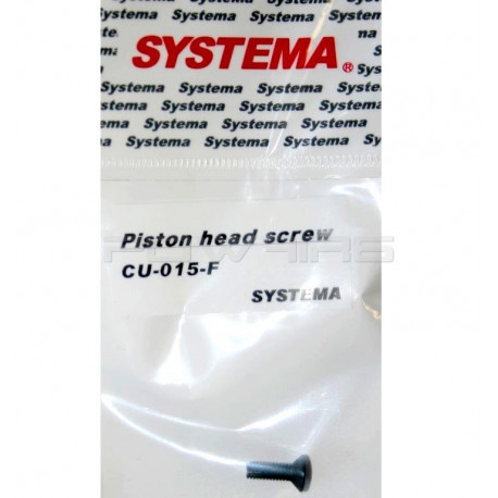 Systema Piston Head Screw for PTW -