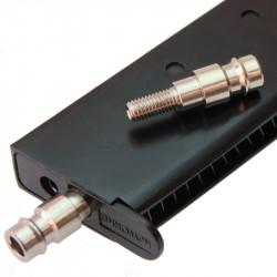 Balystik Valve HPA sans perçage pour chargeur GBB/GBBR (pas de vis 5mm)