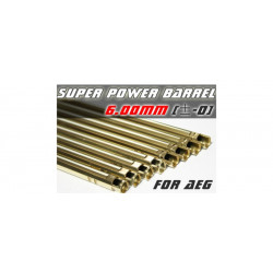 Orga Super Power Barrel 6.00mm for AEG (260mm) -