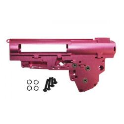 Super Shooter coque gearbox CNC V3 sur roulements 9mm