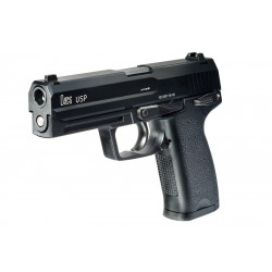 Umarex / kwa H&K USP 45 GBB Pistol (Black / Licensed) -