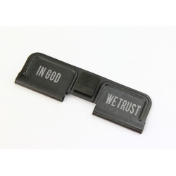 "Powair6 custom dust cover ""IN GOD WE TRUST"" for SYSTEMA PTW M4 -"