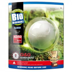 G&G bille bio 0.23 gr sachet de 1KG - Powair6.com