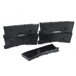 Blackcat Airsoft 30 / 120 rds M4 Magazine Inner Case Assembly for Systema PTW (5pcs / Box) version 2 - Powair6.com