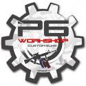 P6 AEG Custom guns