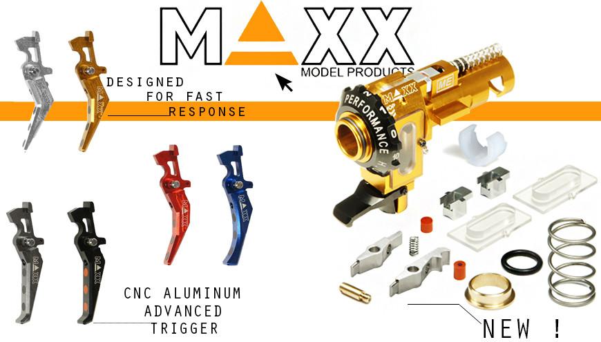 MAXX MODEL CNC TRIGGERS