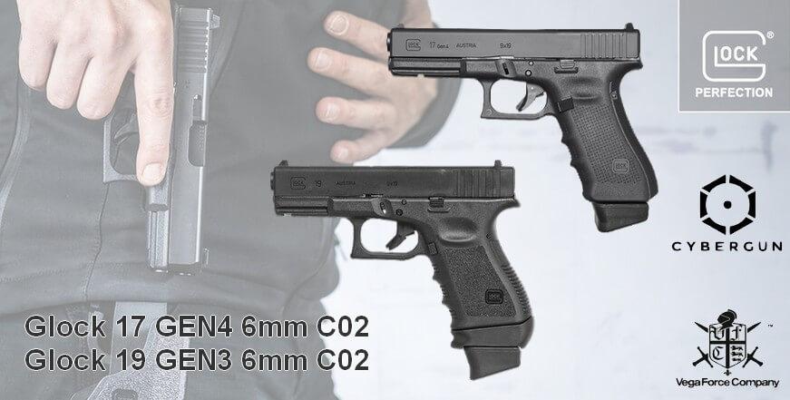 Glock series