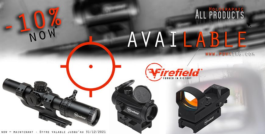Firefield -10%